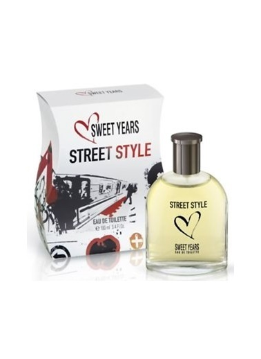 Sweet Years Sweet Years Street Style Edt 100Ml Kadin Parfüm Renksiz